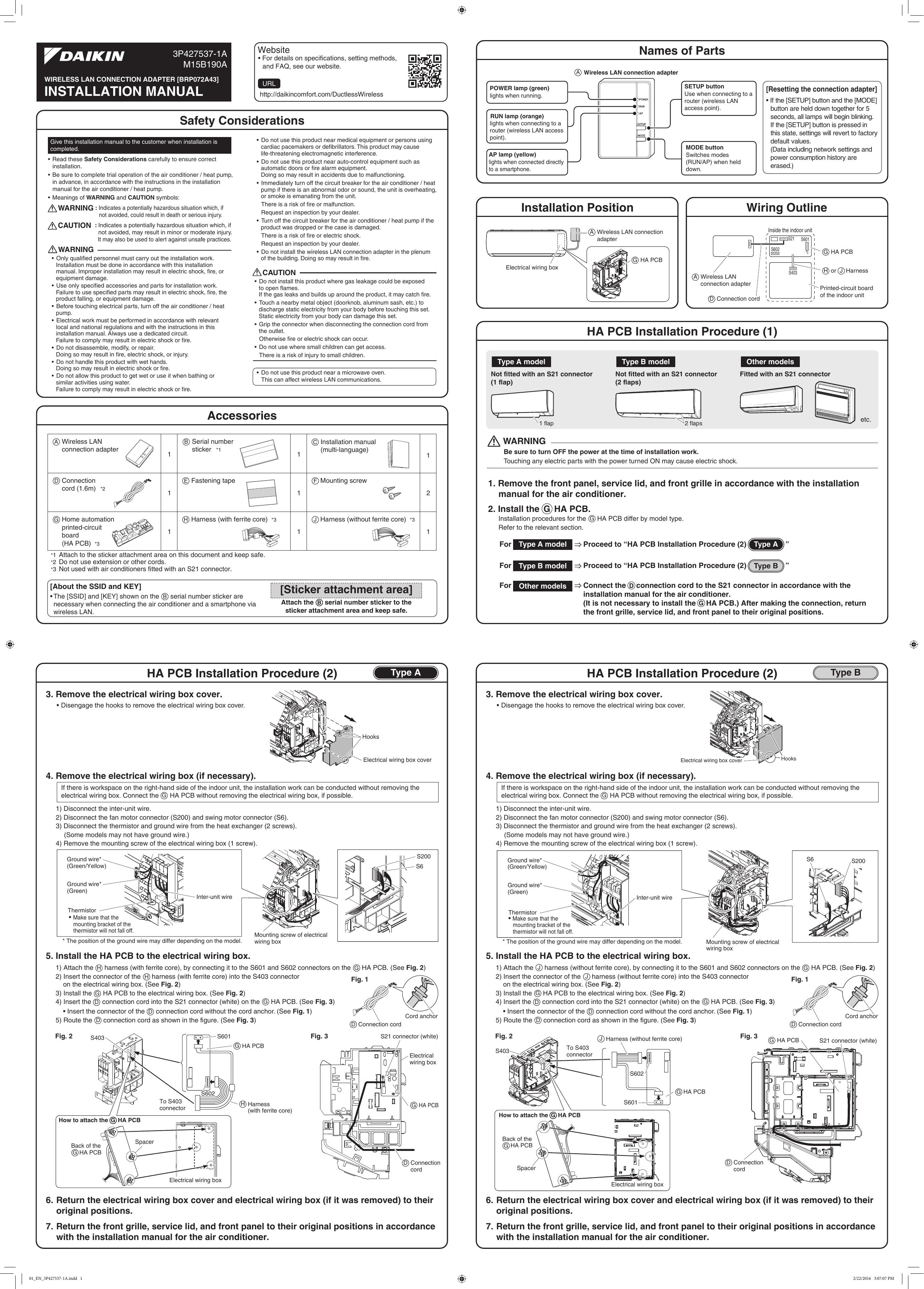 installation manual - Daikin VRV Pro Contractor | manualzz.com on