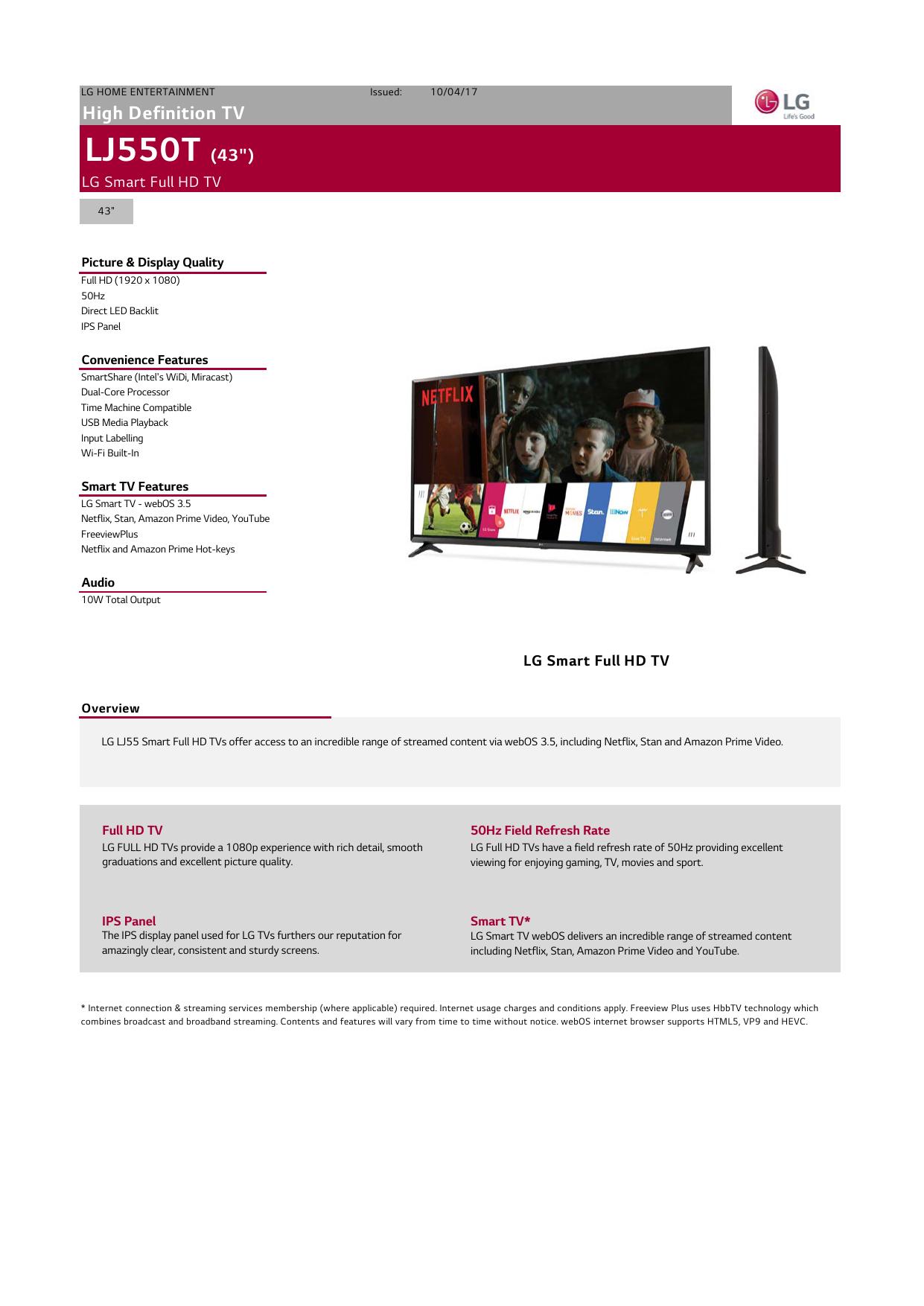 Smart Share Lg Tv