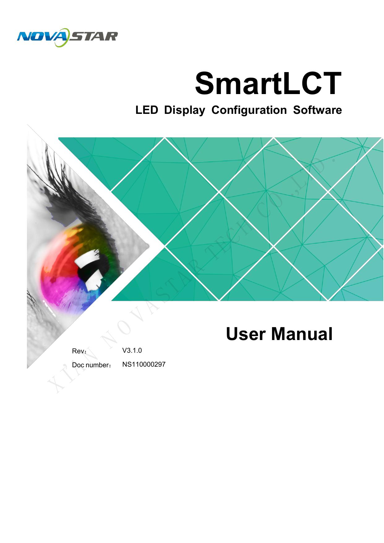 SmartLCT - NovaStar | manualzz com