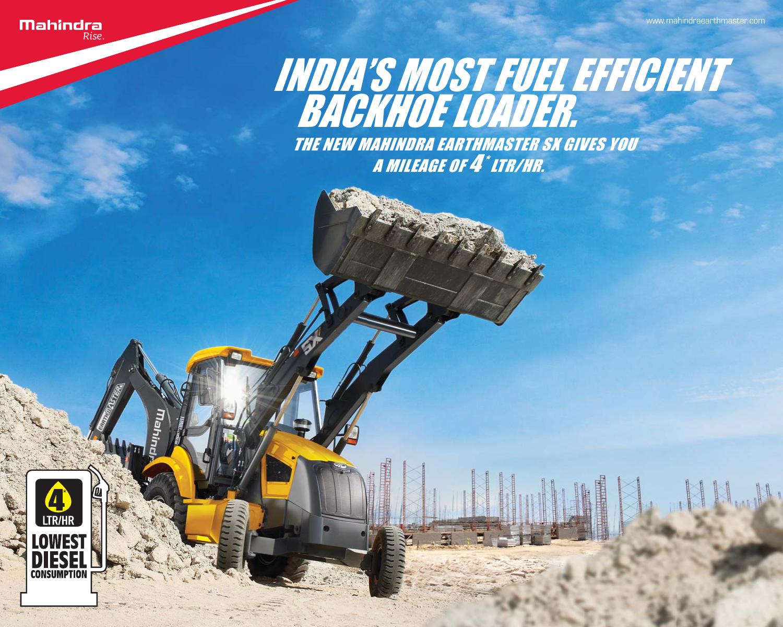 INDIA`S MOST FUEL EFFICIENT BACKHOE LOADER  | manualzz com