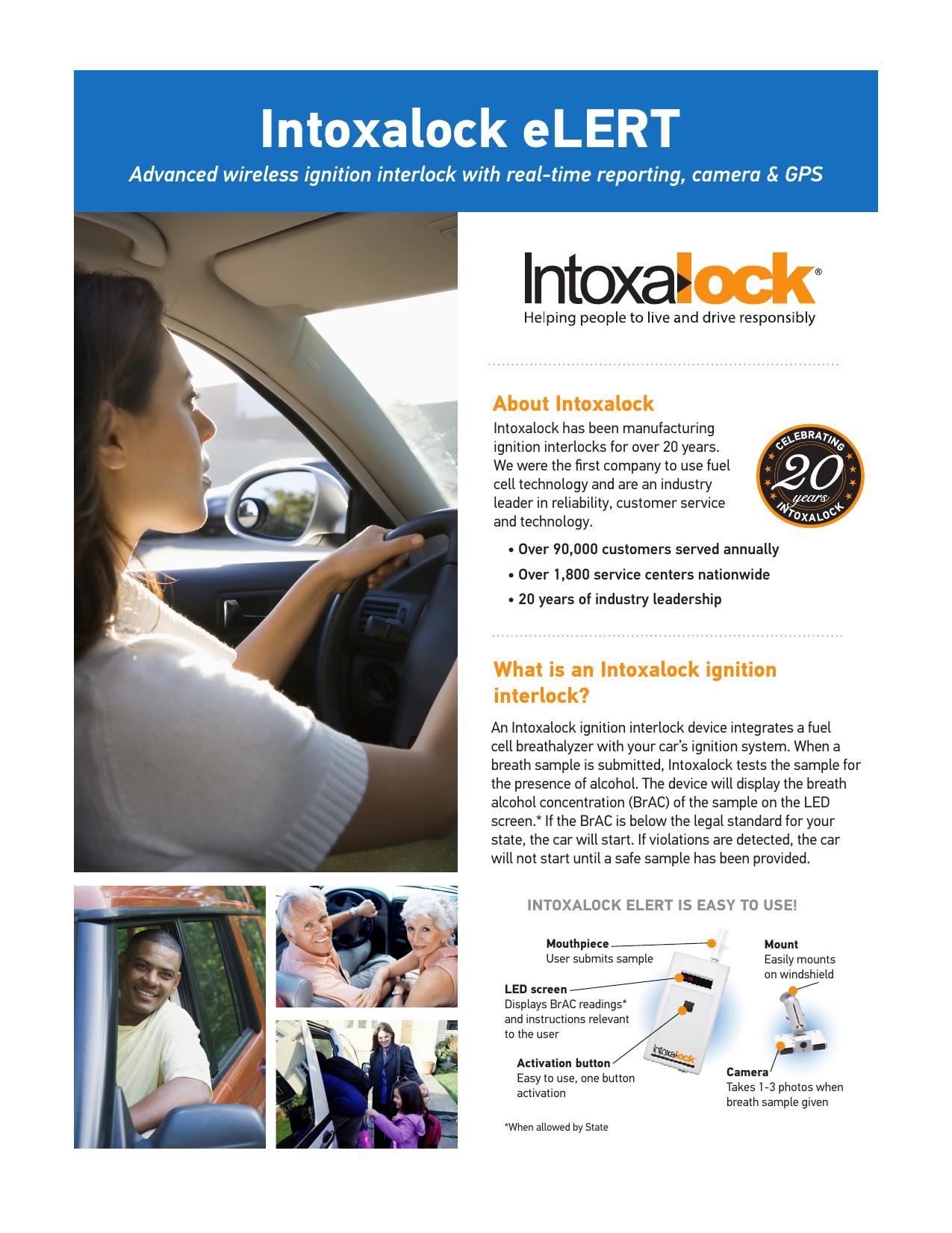 Intoxalock Phone Number >> Intoxalock Elert Manualzz Com