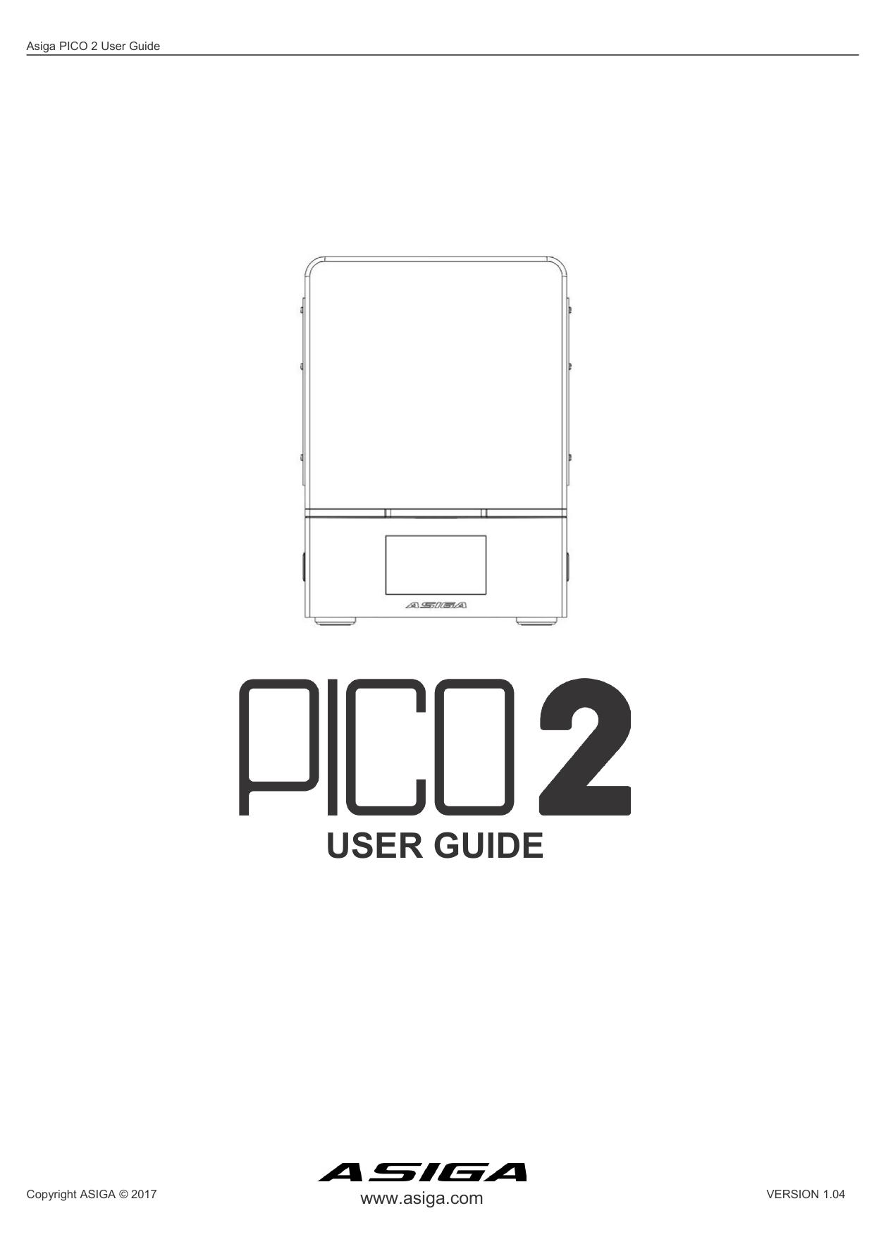 Pin By Matua I C E On Asiga Manual Guide