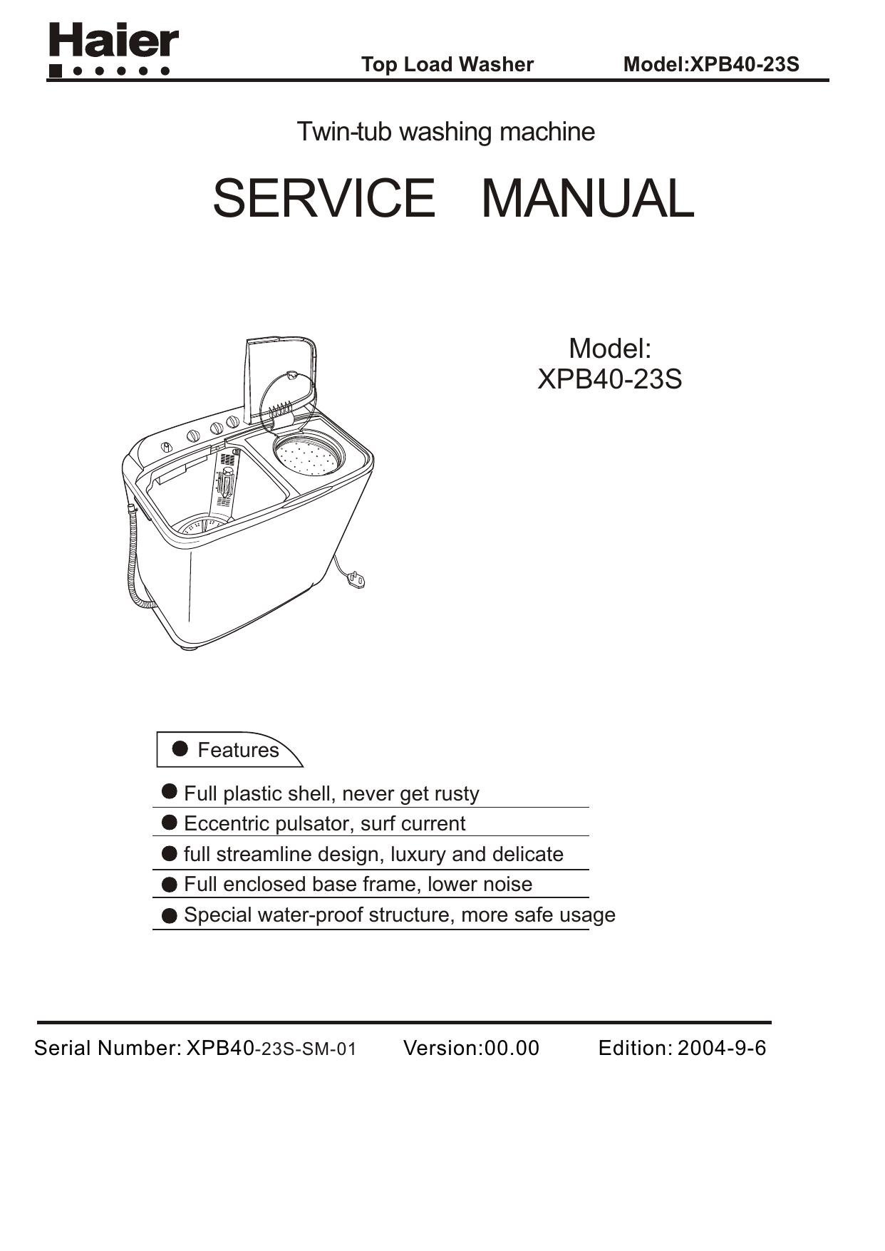 SERVICE MANUAL | manualzz.com on