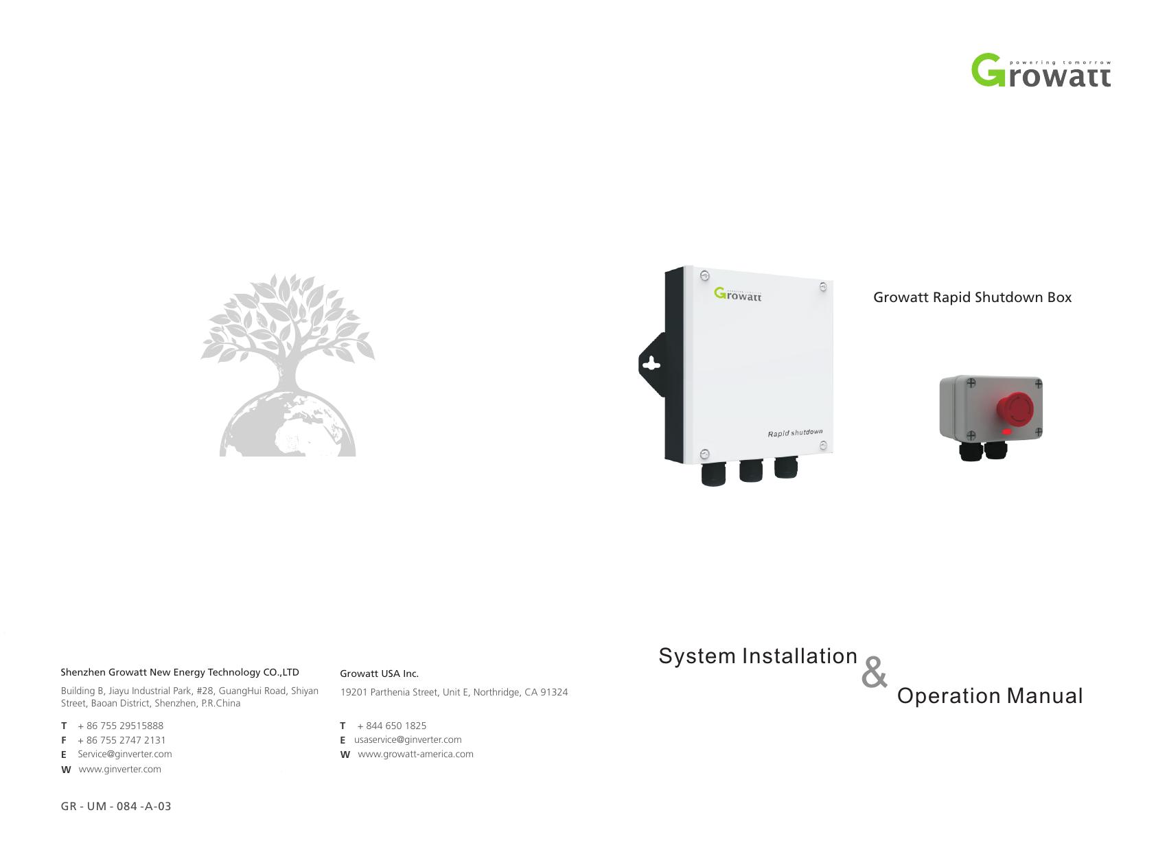 Rapid Shutdown Pv Wiring Diagram on