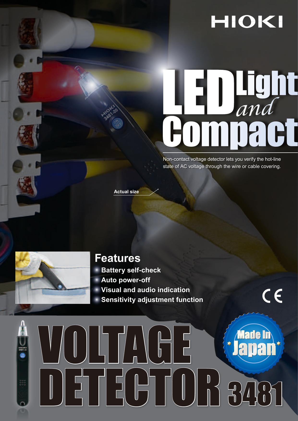 voltage detector 3481   manualzz com