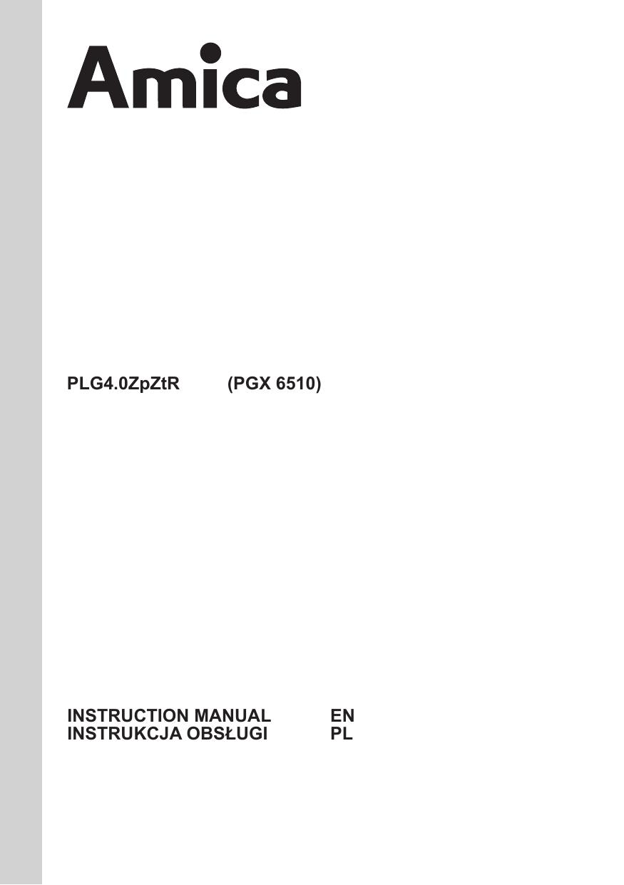 Pgx 6510 Manualzzcom
