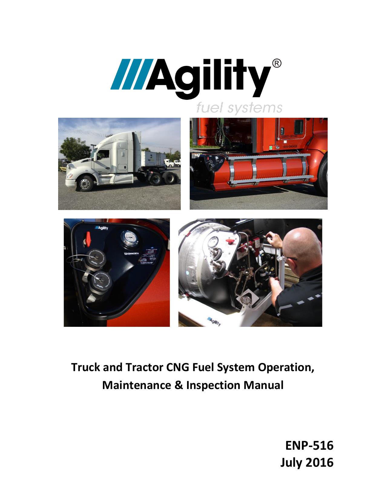 ENP-516 July 2016 - Agility Fuel Solutions | manualzz com