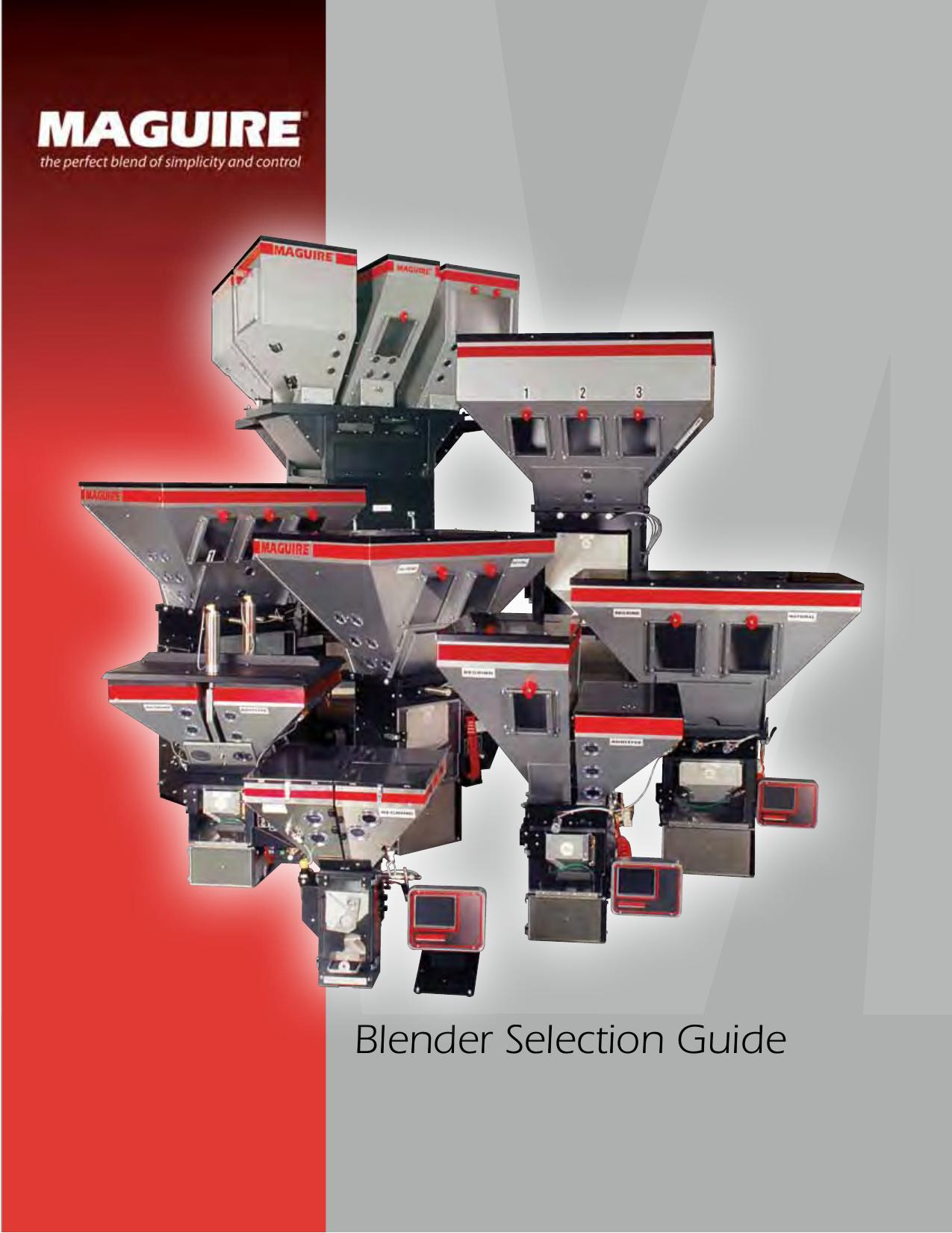 Maguire WSB Blender Guide | manualzz.com on