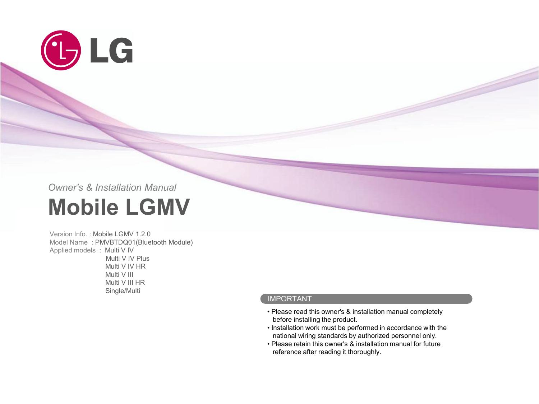 슬라이드 1 - LG Klimaat Solutions | manualzz com