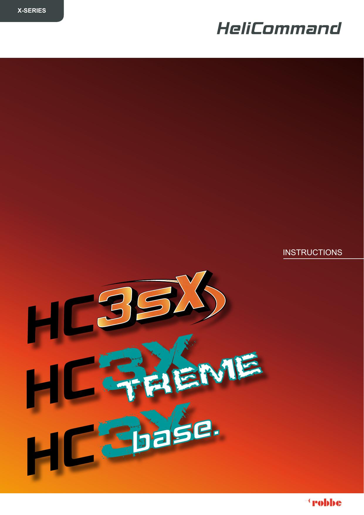 hc3 xbase software