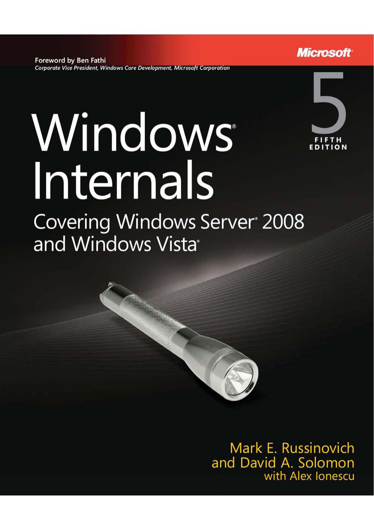 1 3 Digging into Windows internals | manualzz com