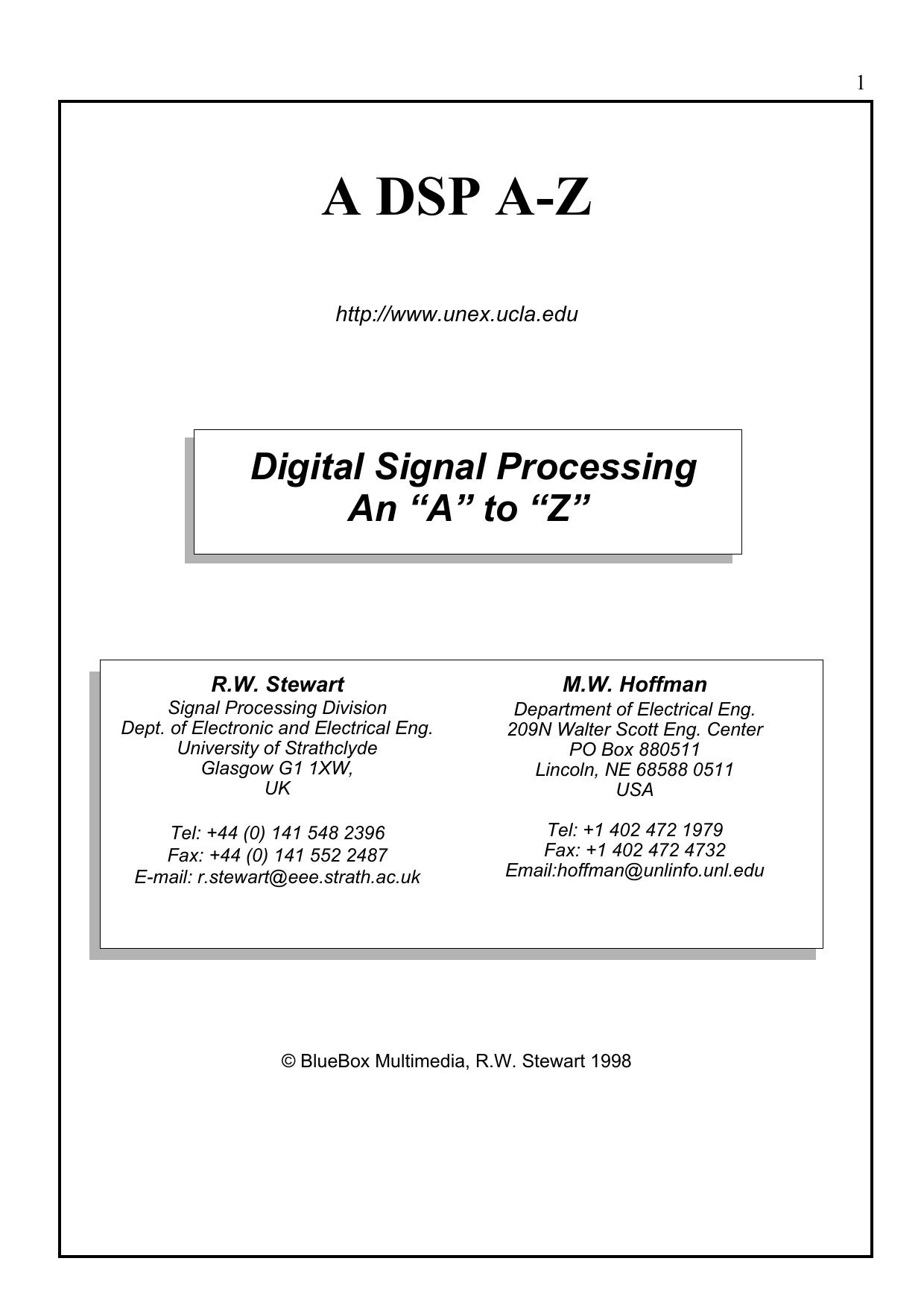 A Dsp Az Complang 570 571 Compandor Ic Compressor Circuit