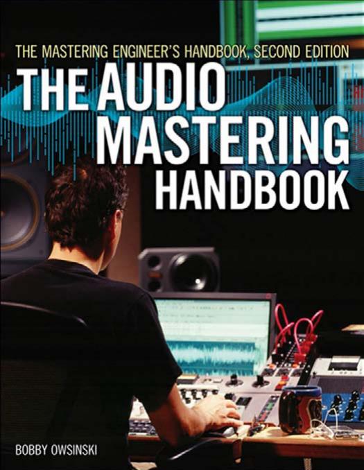 The Mastering Engineer`s Handbook, Second | manualzz com