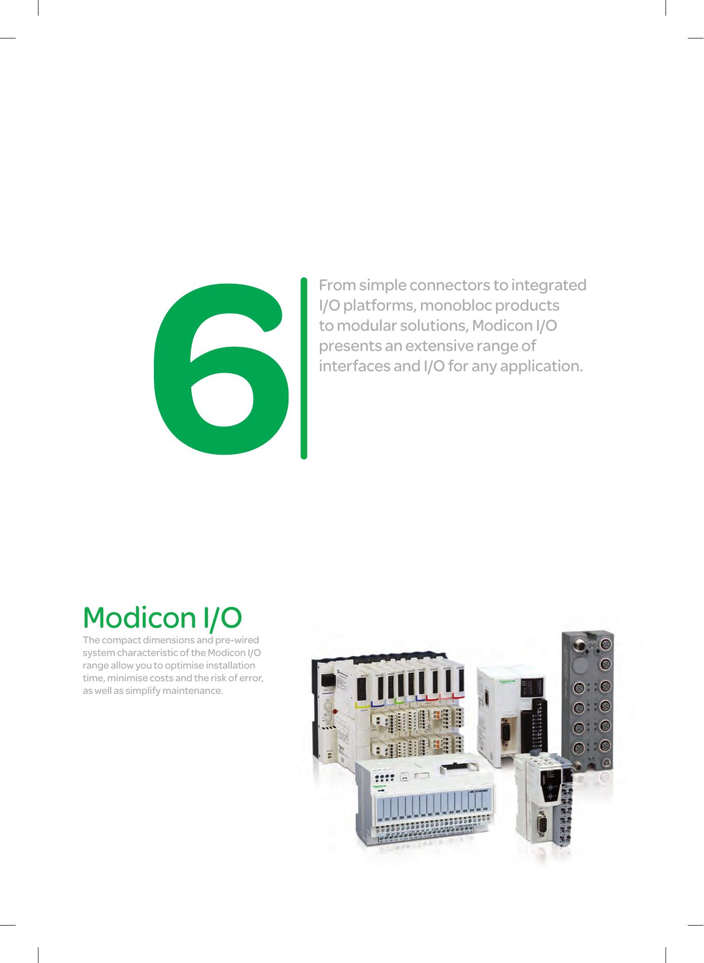 Modicon I/O - Schneider Electric | manualzz com