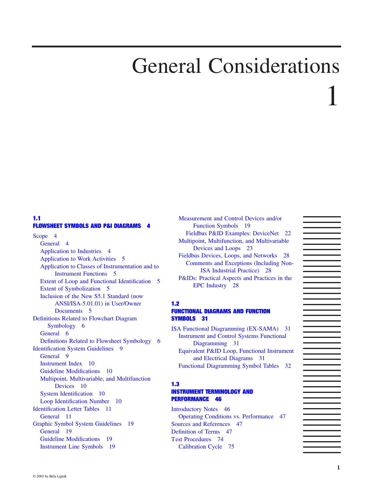 Instrument Engineers  Handbook  Process Measurement