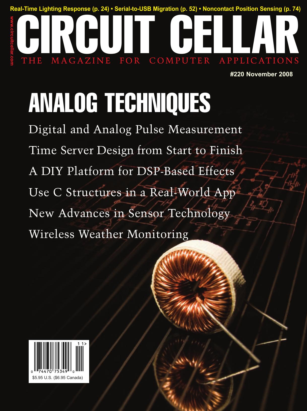 Analog Techniques Class D Amplifier For Attiny15l Circuit Design