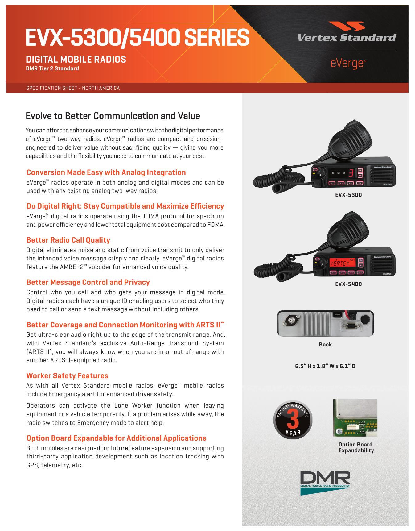 evx-5300/5400 series   manualzz com