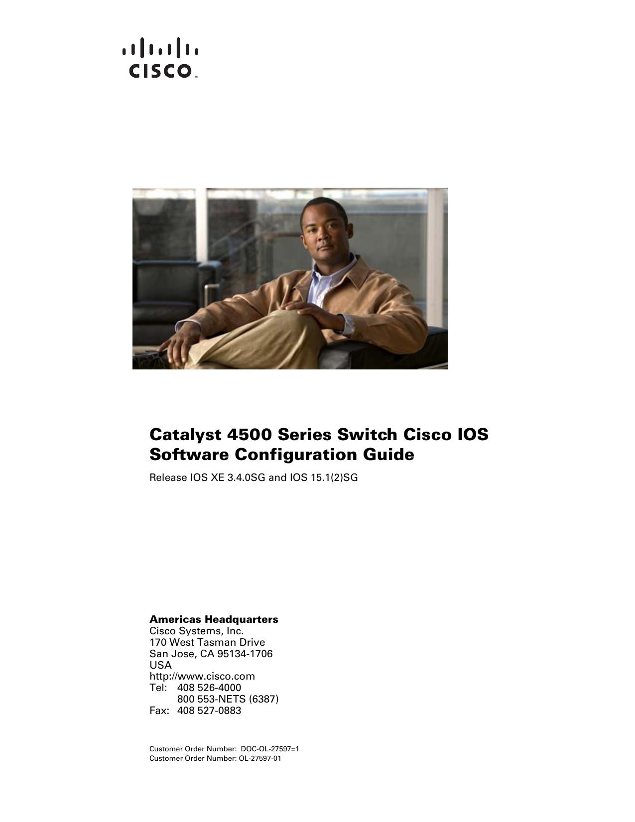 Book-length PDF: Cisco IOS Catalyst 4500 Software