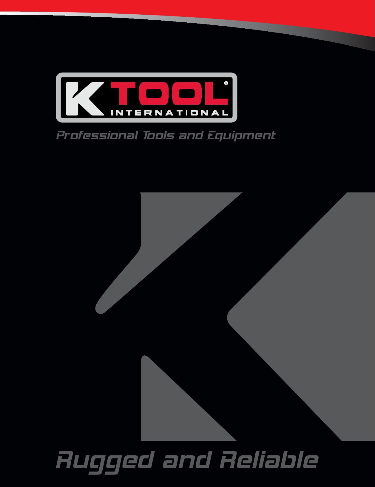 K-Tool International KTI KTI19713 Screwdriver #1 Phillips Orange