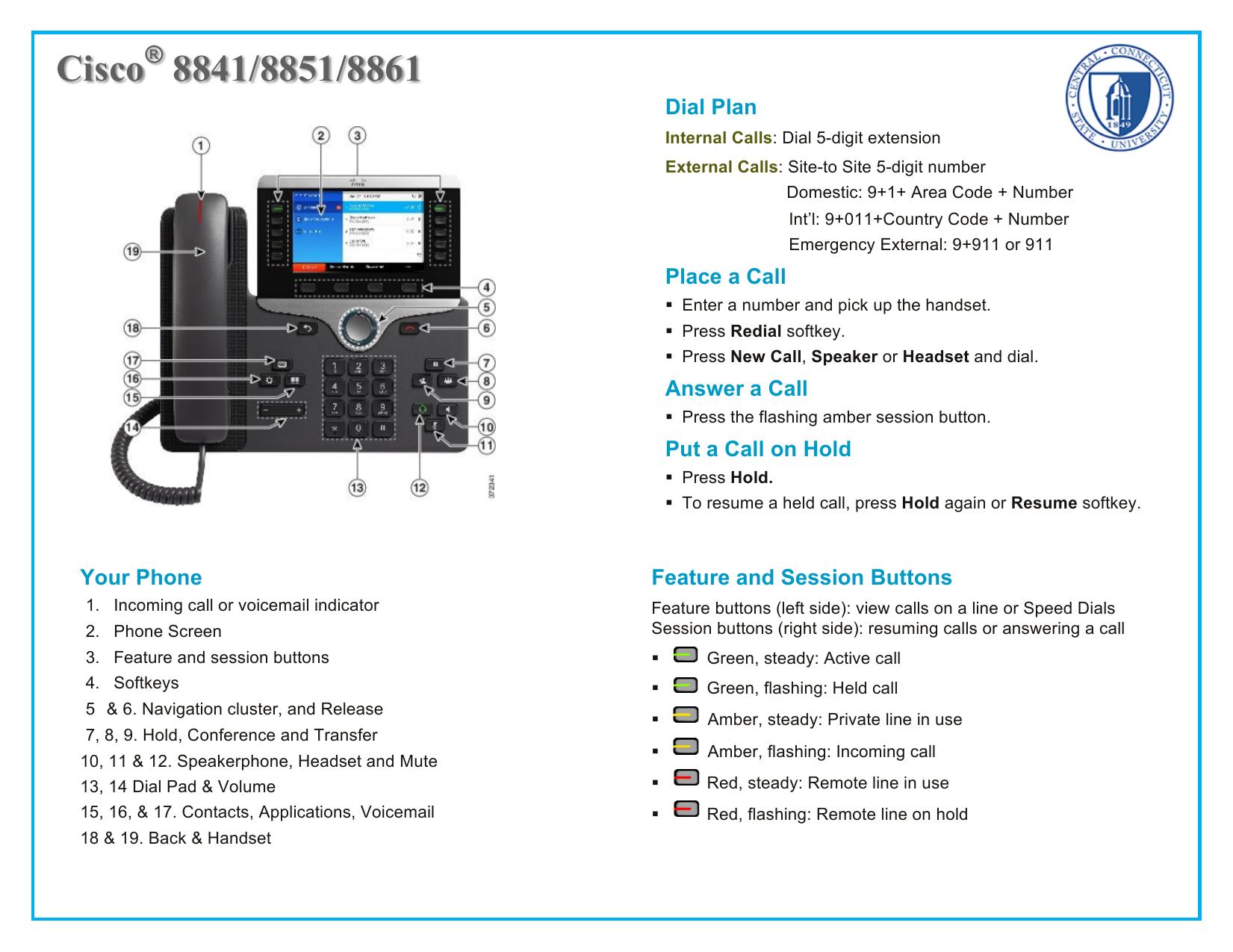 Cisco 8841/8851/8861 | manualzz com