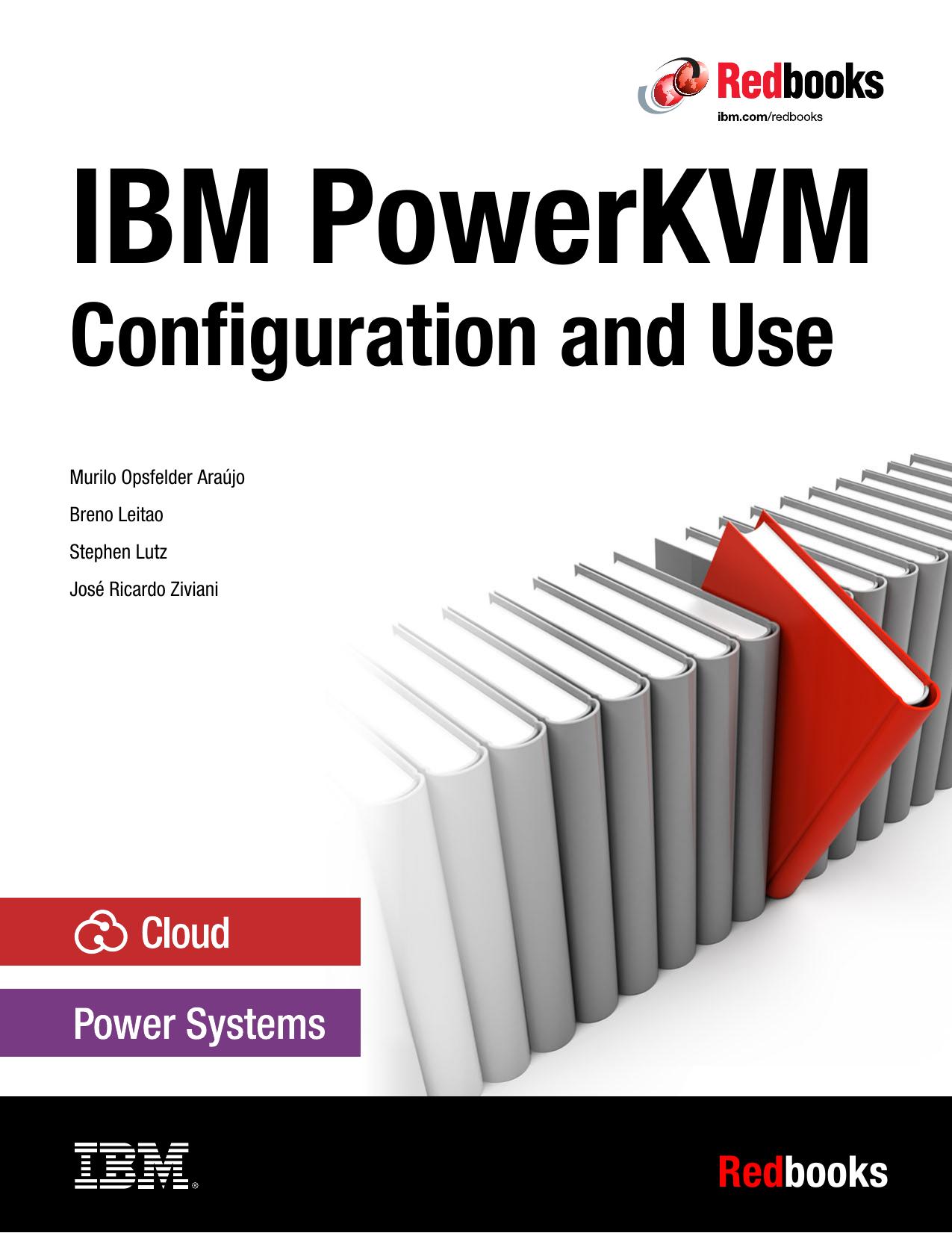 IBM PowerKVM: Configuration and Use | manualzz com