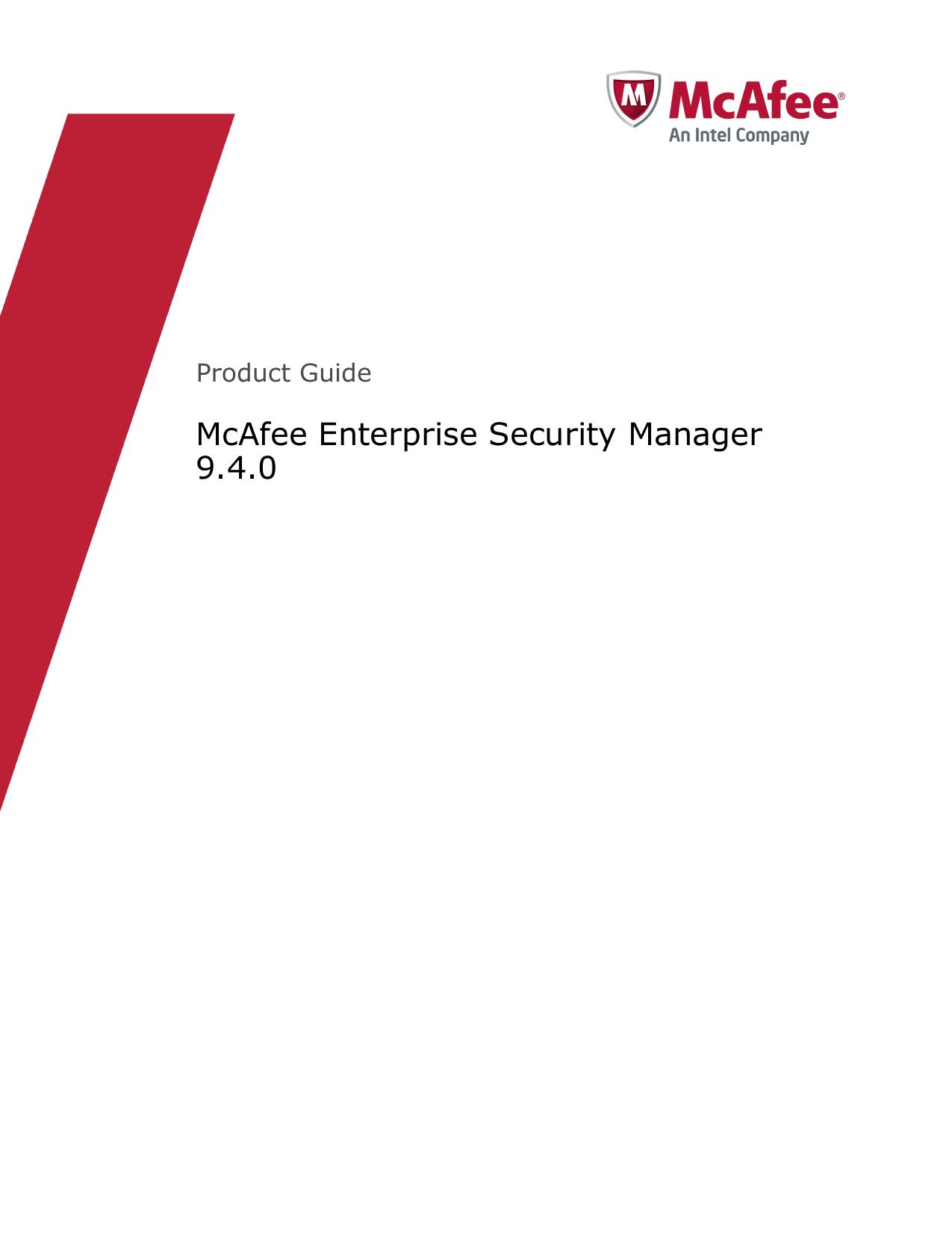 Enterprise Security Manager 9 4 0 Product Guide   manualzz com