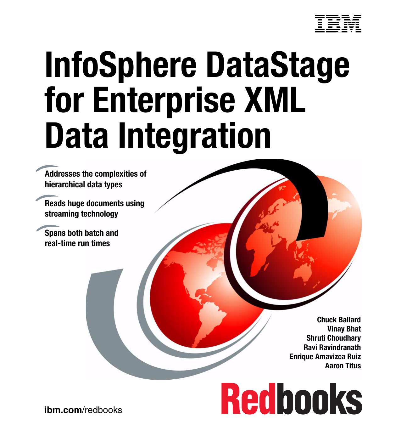 InfoSphere DataStage for Enterprise XML Data   manualzz.com