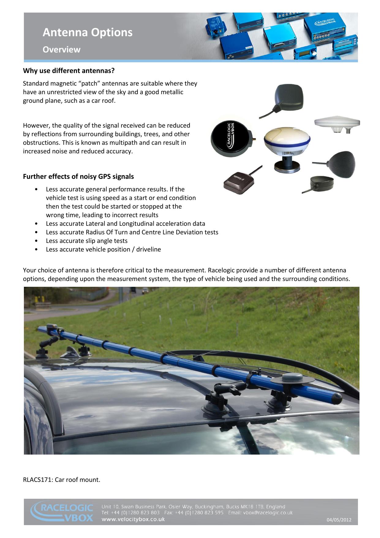 Antenna Options   manualzz com