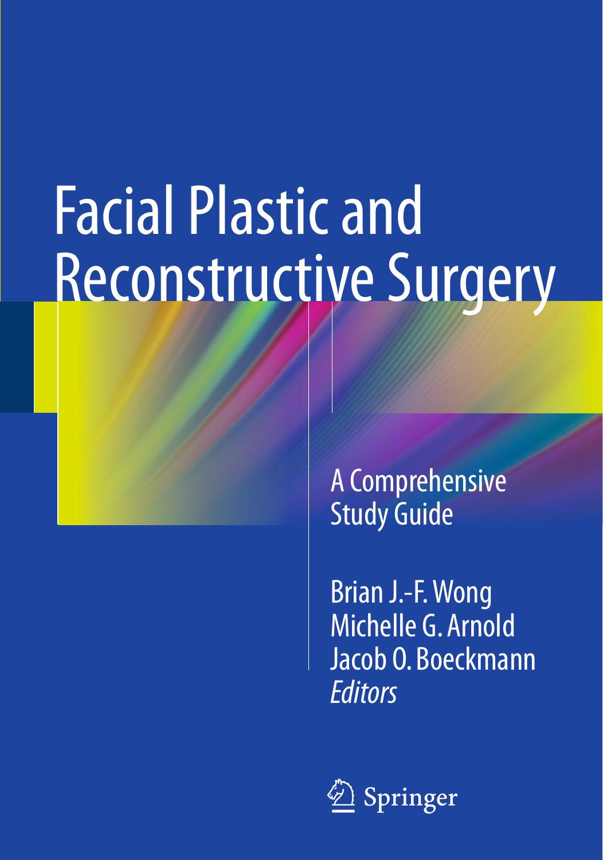 Facial Plastic and Reconstructive Surgery | manualzz com