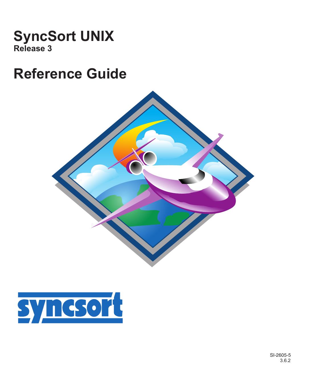 SyncSort UNIX Reference Guide | manualzz com