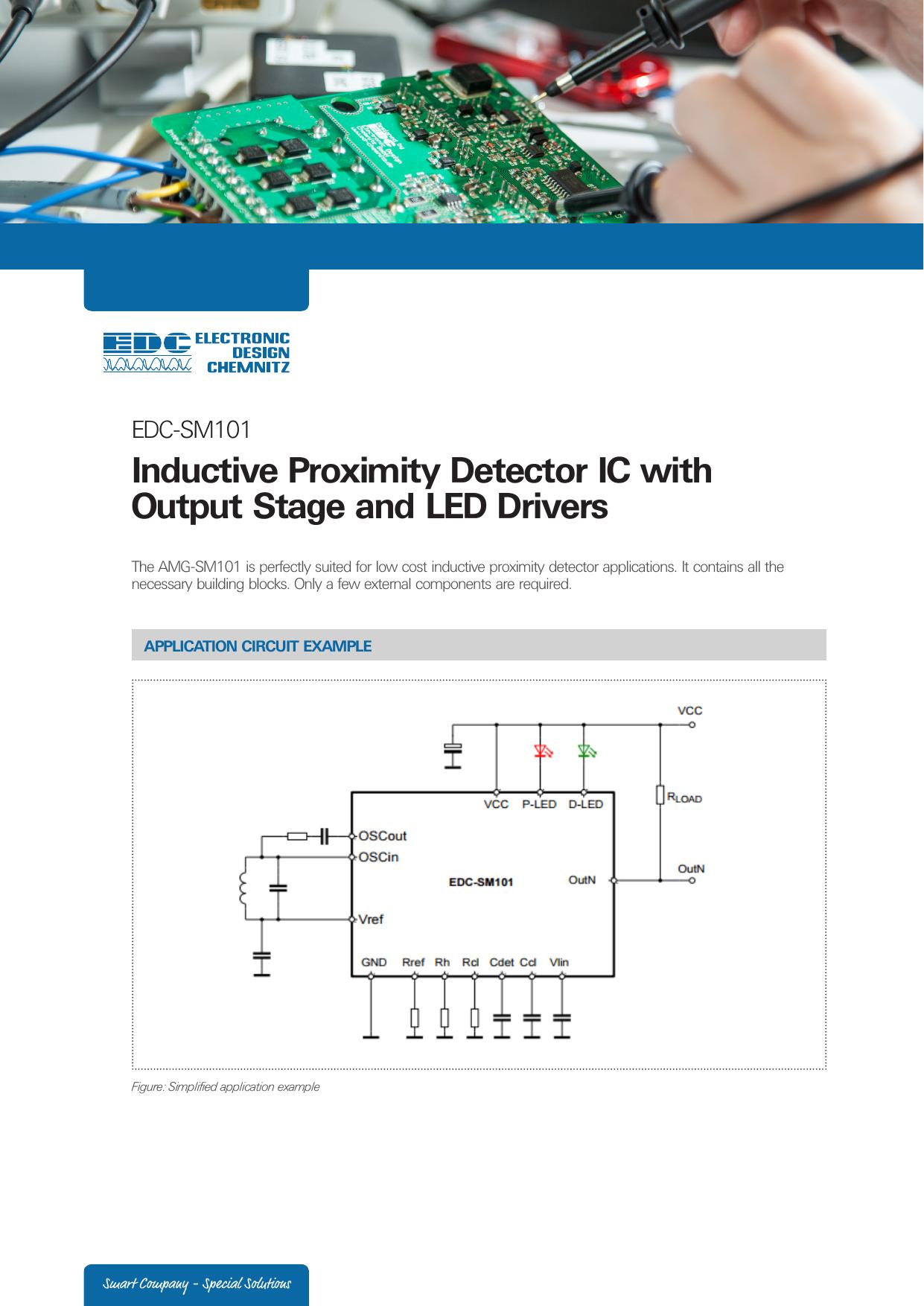 How To Build An Npn Inductive Proximity Sensor Circuit
