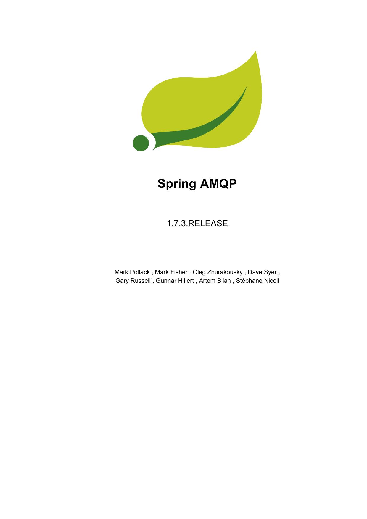 spring-amqp-referenc   | manualzz com