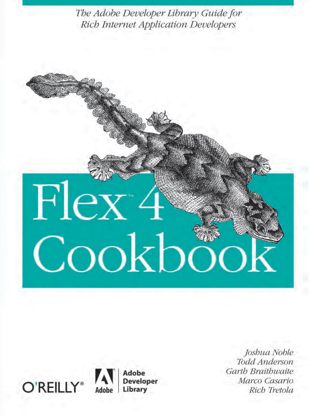 Flex 4 Cookbook - Parent Directory | manualzz com