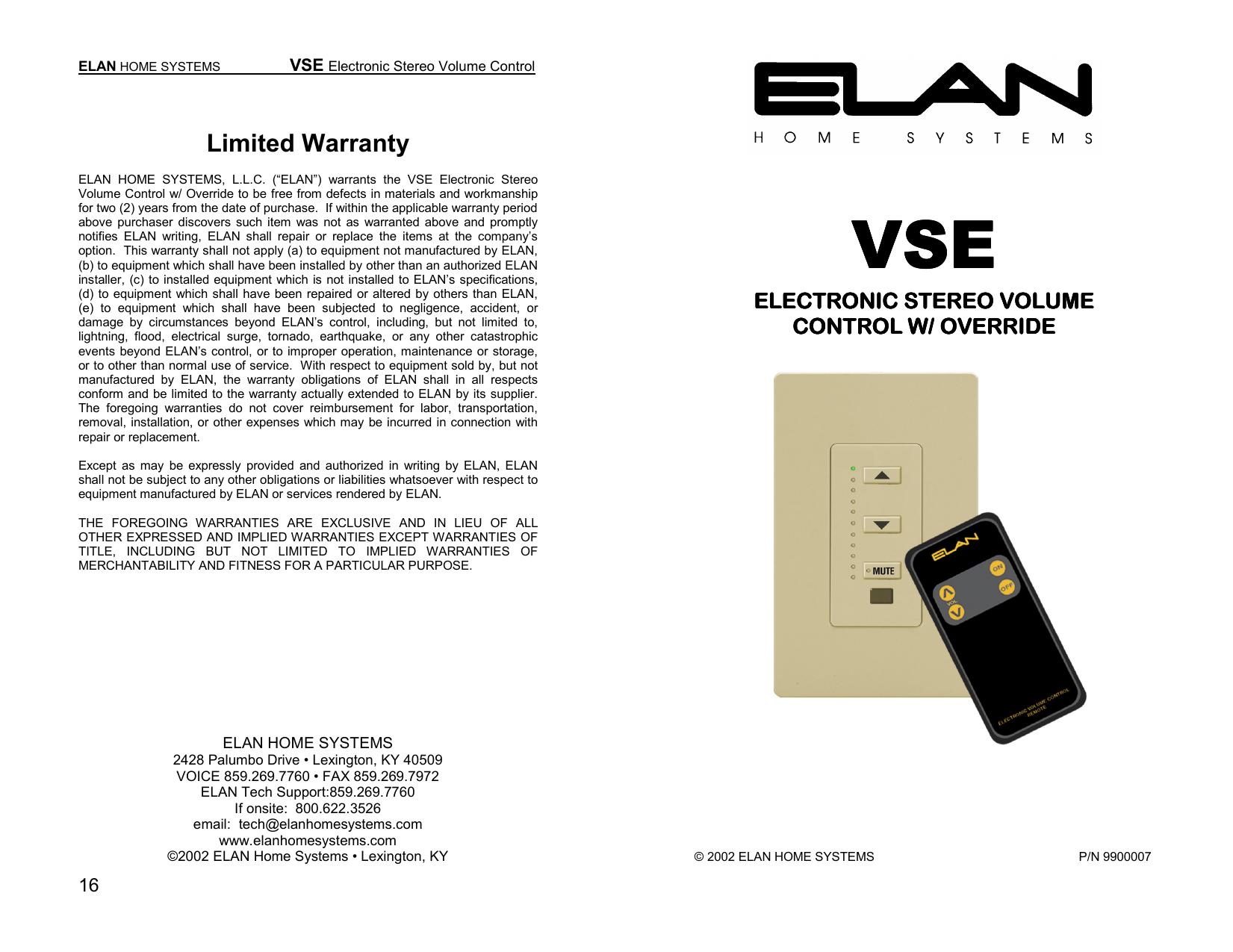 vse installation manual | manualzz  manualzz