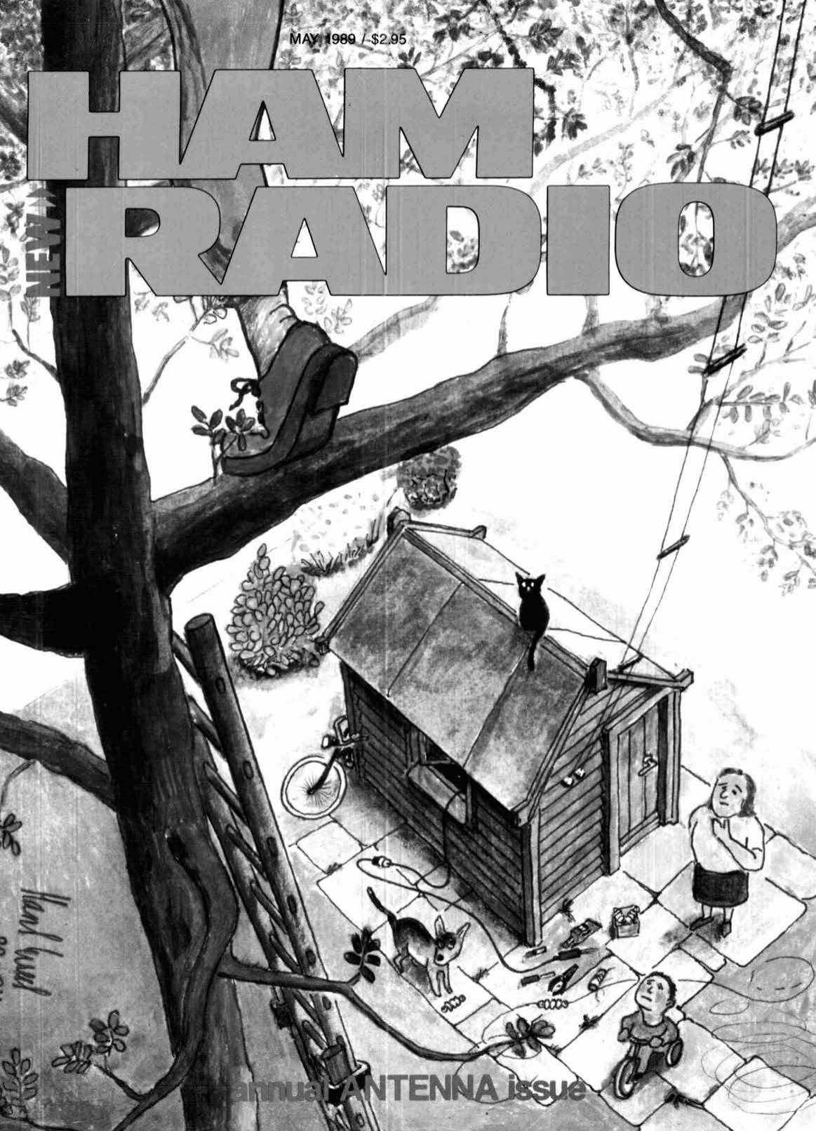 Ham Radio Magazine 1989 | manualzz com