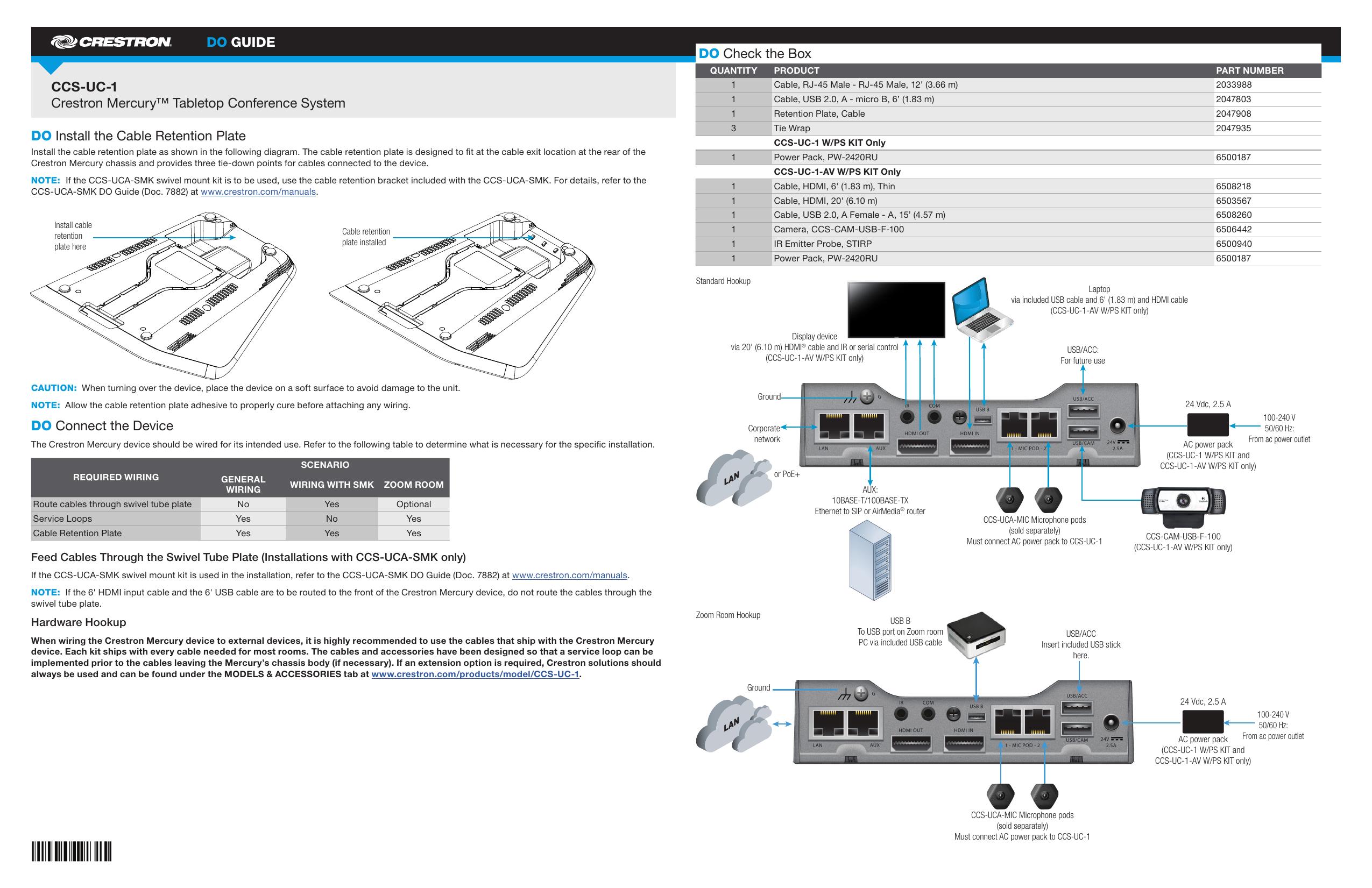 Mic Wiring Diagrams Crestron Electrical Cls C6 Diagram Ccs Uc 1 Manualzz Com Bose