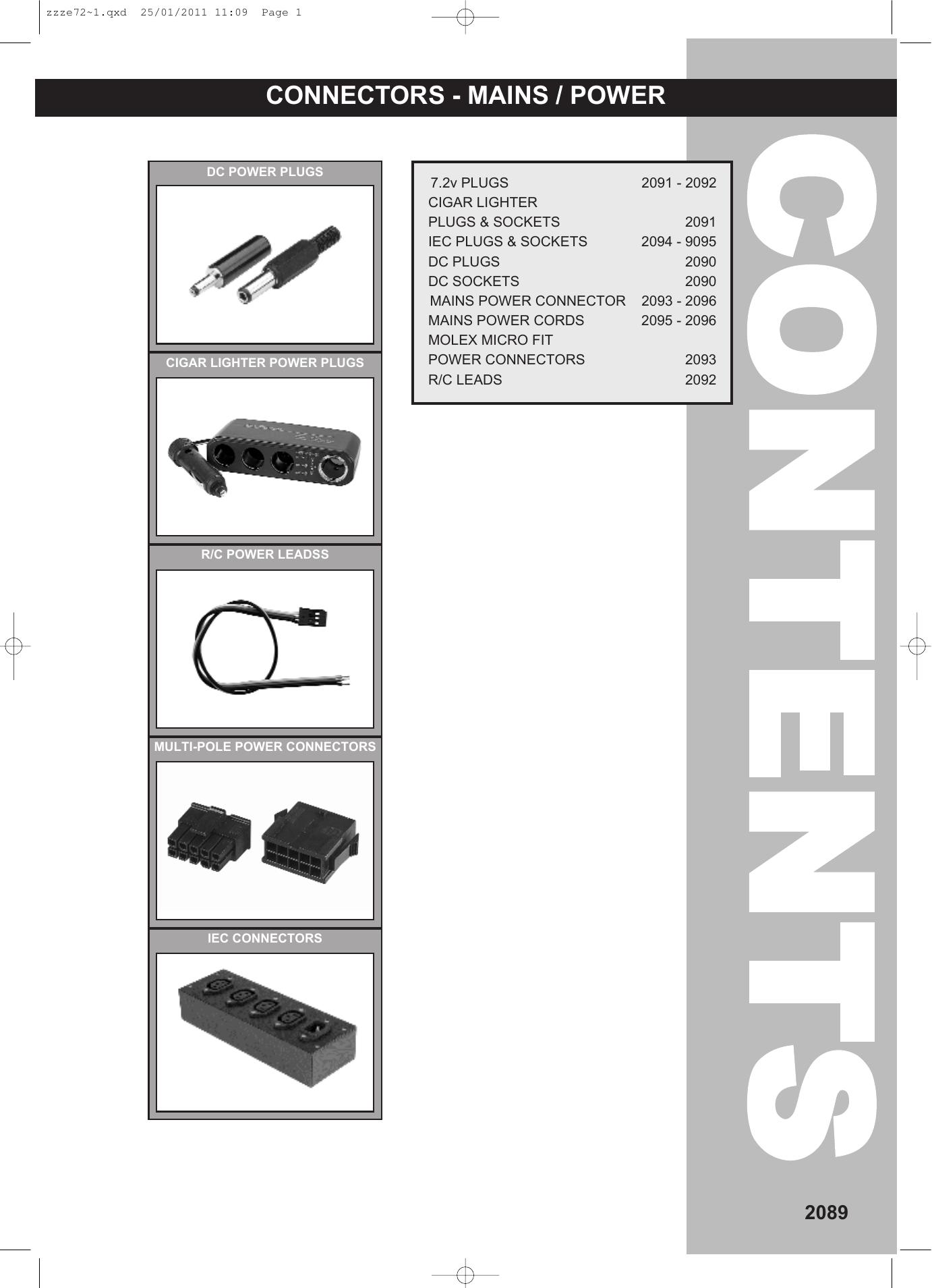 250V 3A Power Connector Bulgin 3-Pin Shrouded Pin Mains Panel Plug or Socket