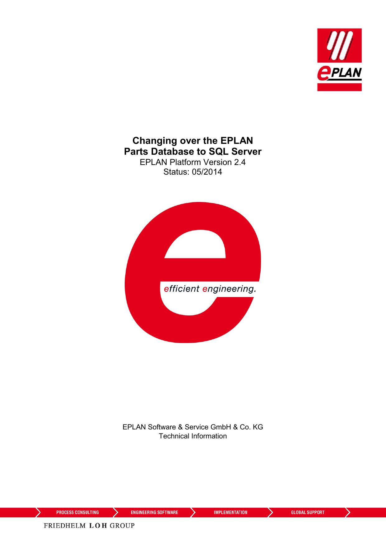 Einsteigerhandbuch EPLAN Electric P8 | manualzz com