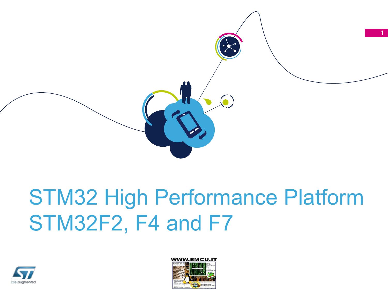 STM32 High Performance MCU | manualzz com