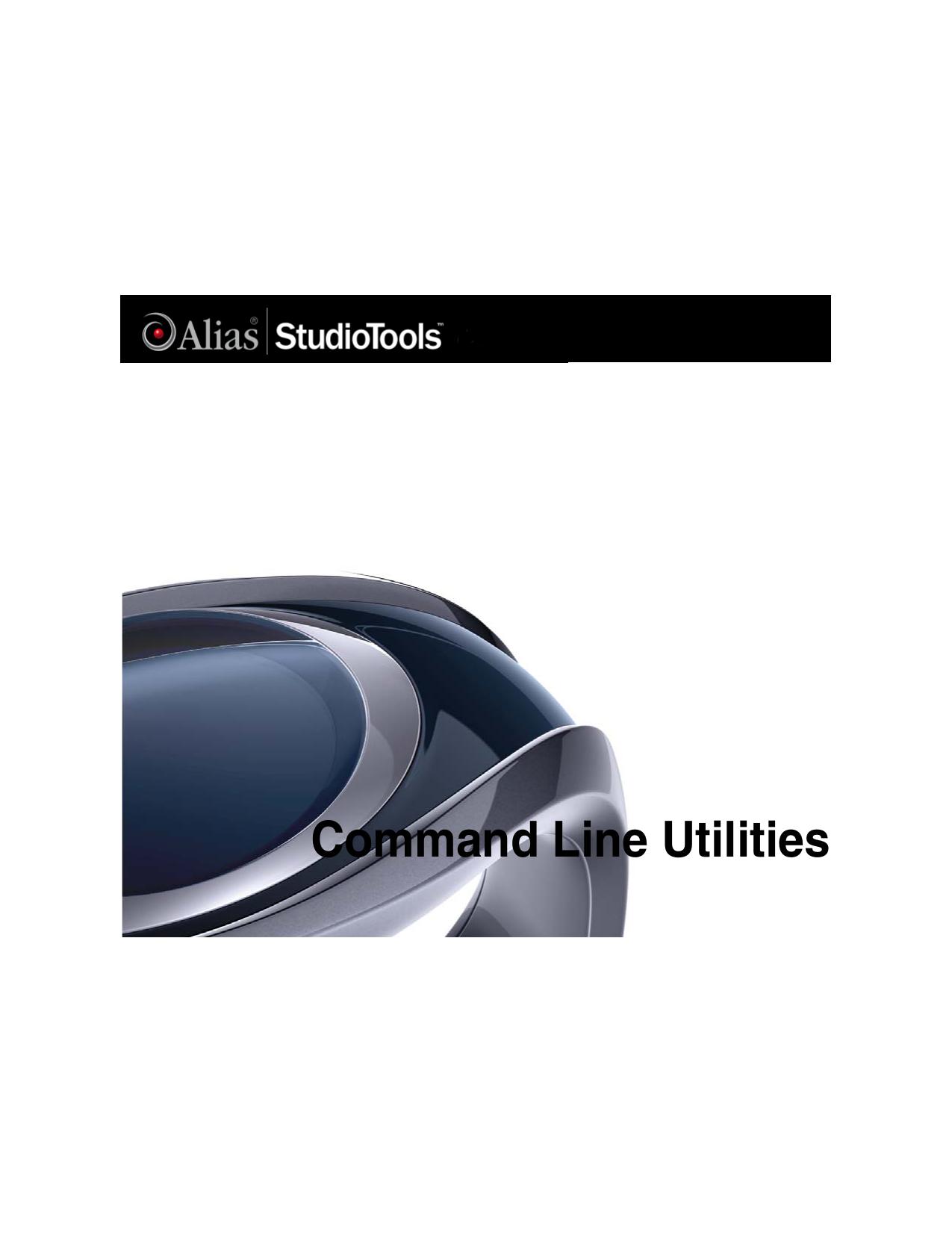 Command Line Utilities | manualzz com