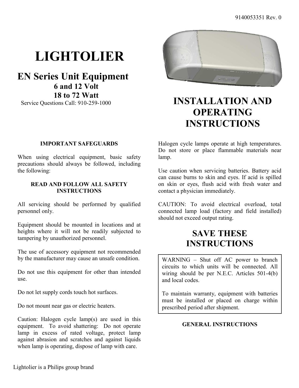 Lightolier Villa Lighting Manualzz