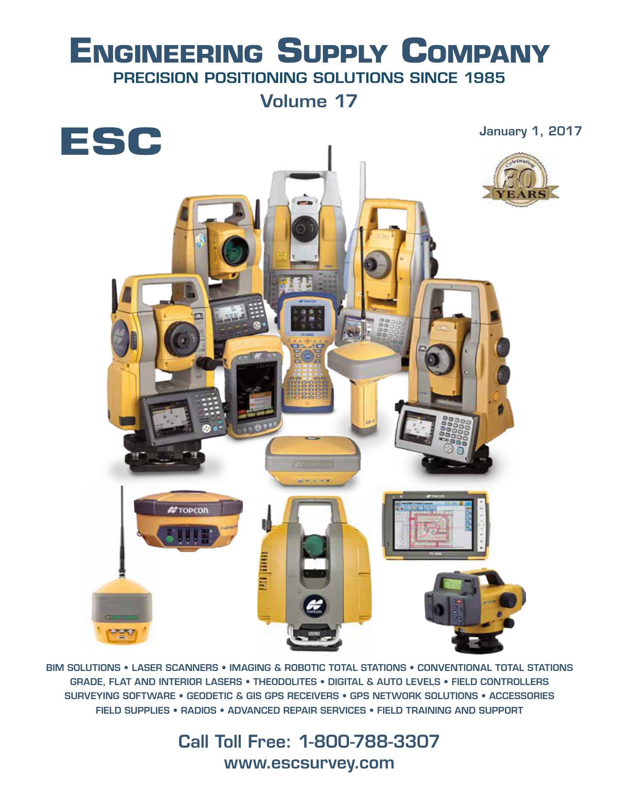 our catalog - Engineering Supply Company | manualzz com