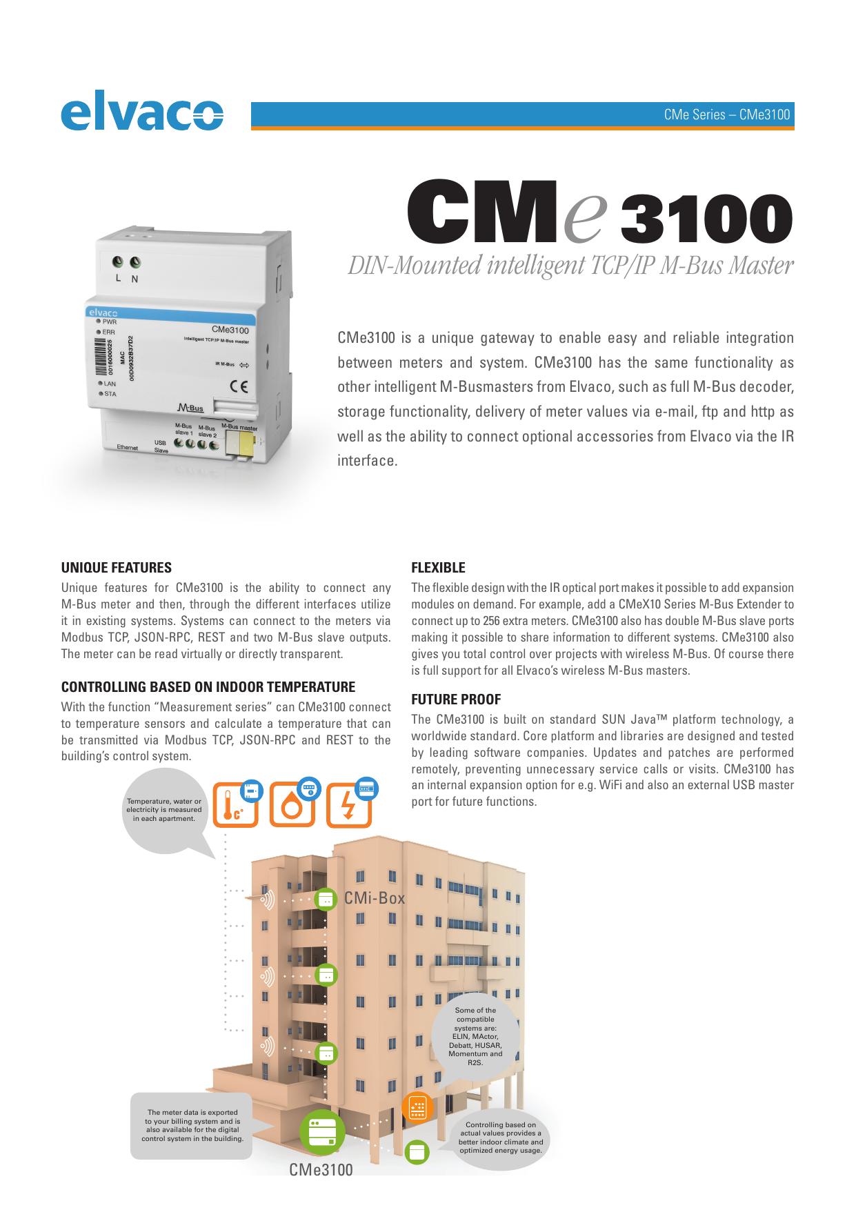 CMe3100 | manualzz com