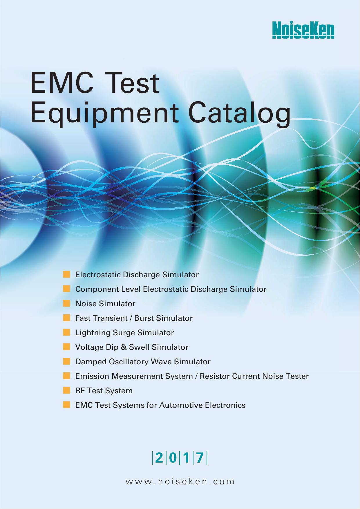 Emc Test Equipment Catalog Noise Laboratory Coltd Com Buy Ac90 1000v Induction Type Ac Circuit Detector Voltage