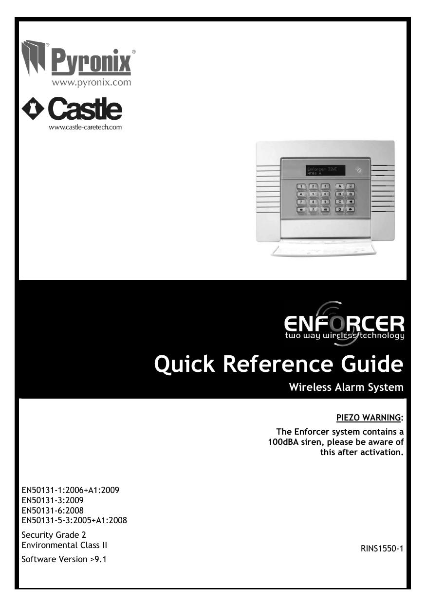 Quick Reference Guide | manualzz com