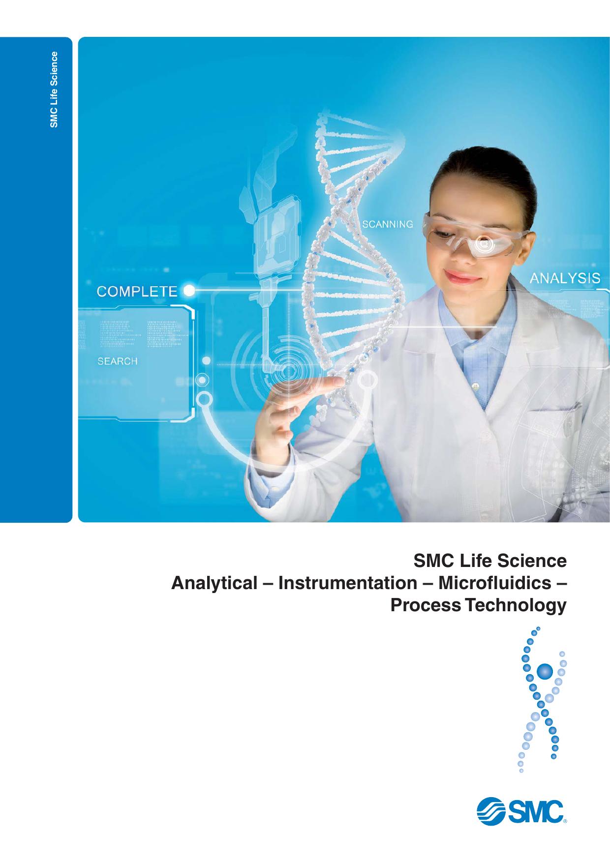 SMC Life Science Analytical – Instrumentation – Microfluidics