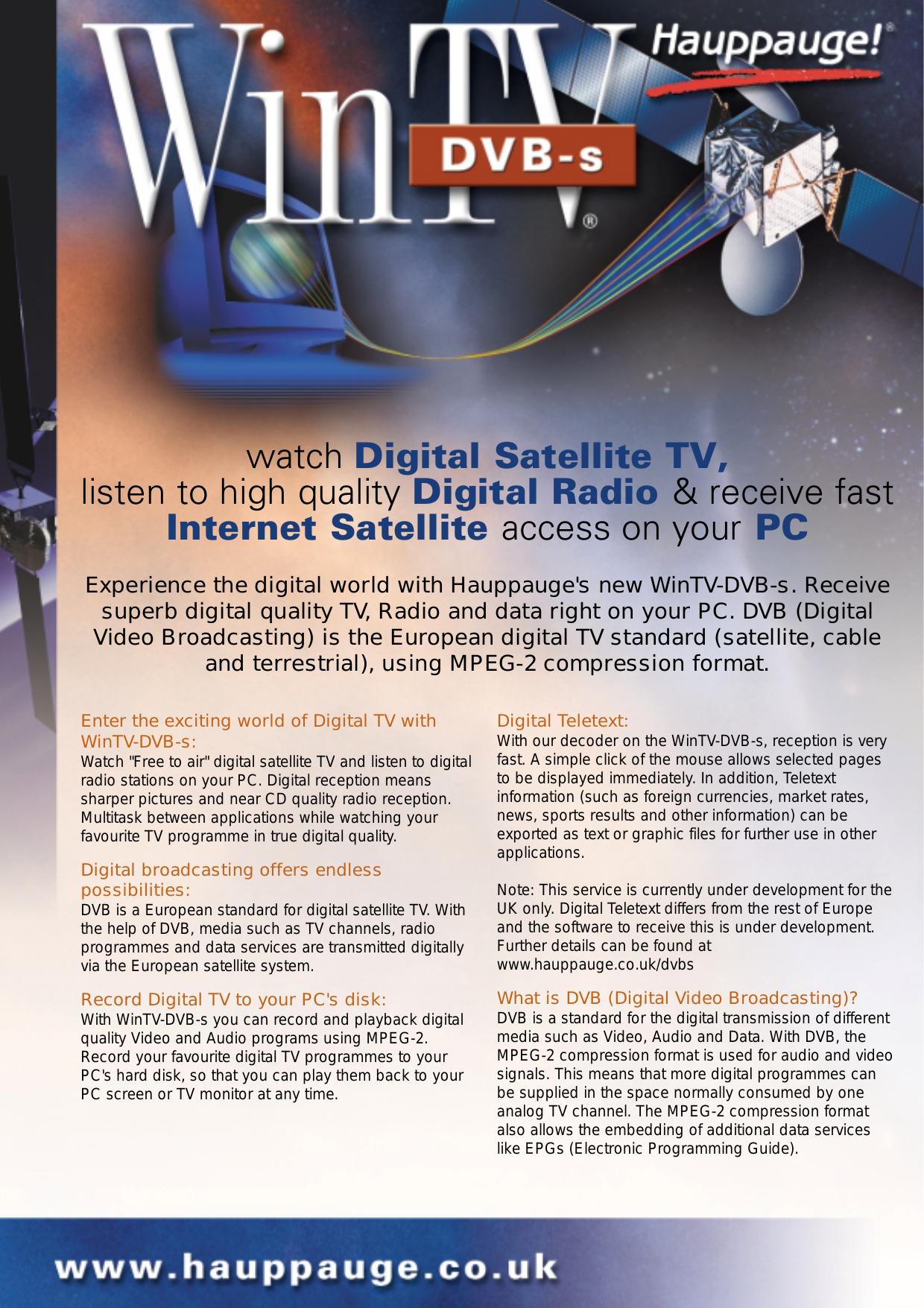 Win tv channel guide