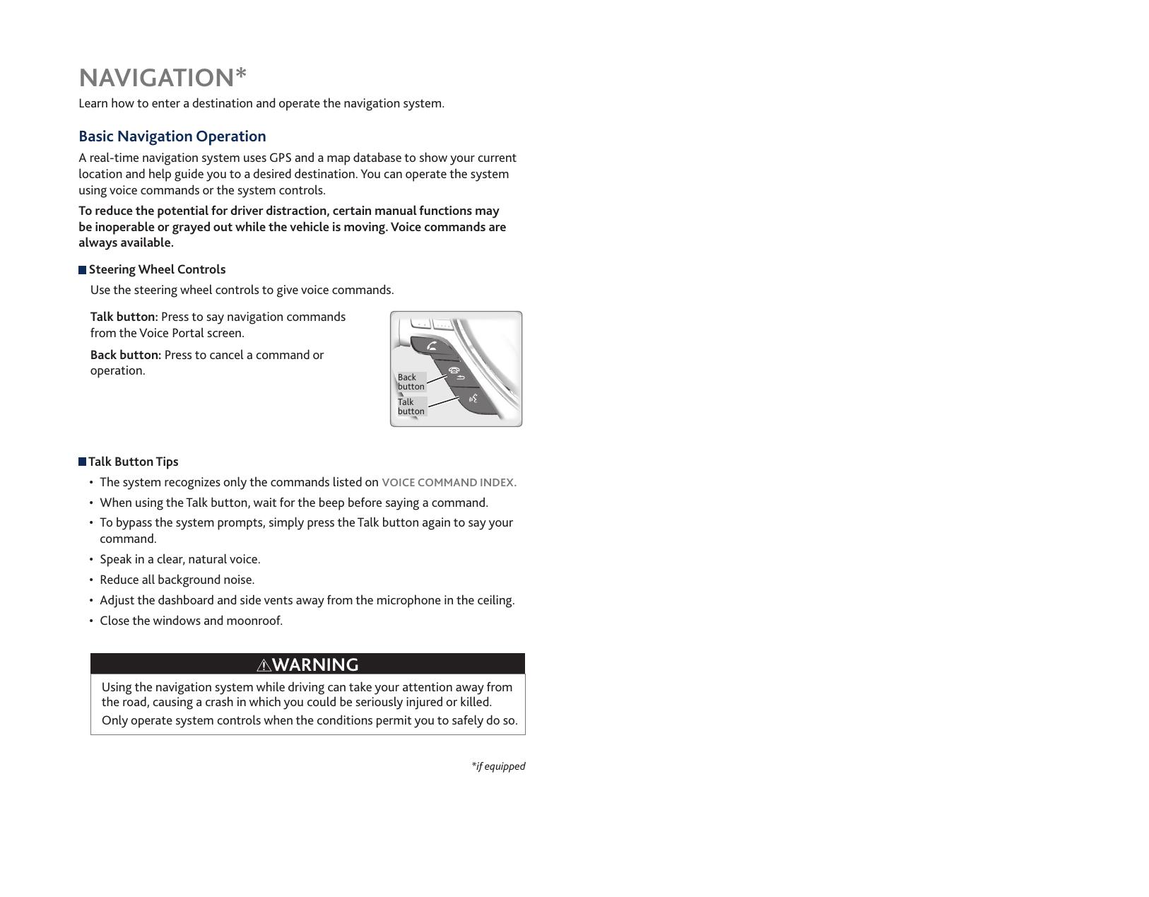 navigation - Acura com   manualzz com