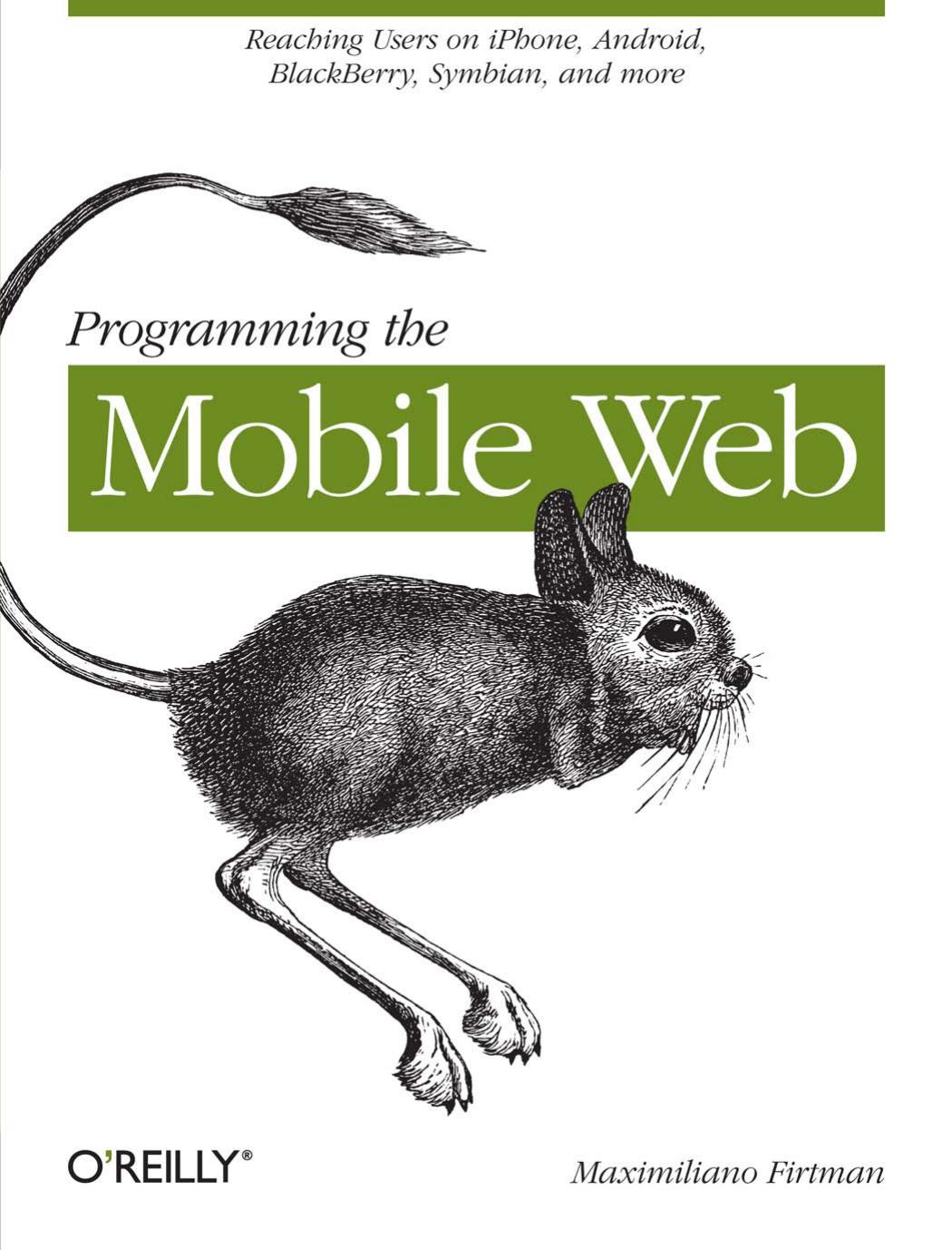 Programming The Mobile Web - Firtman
