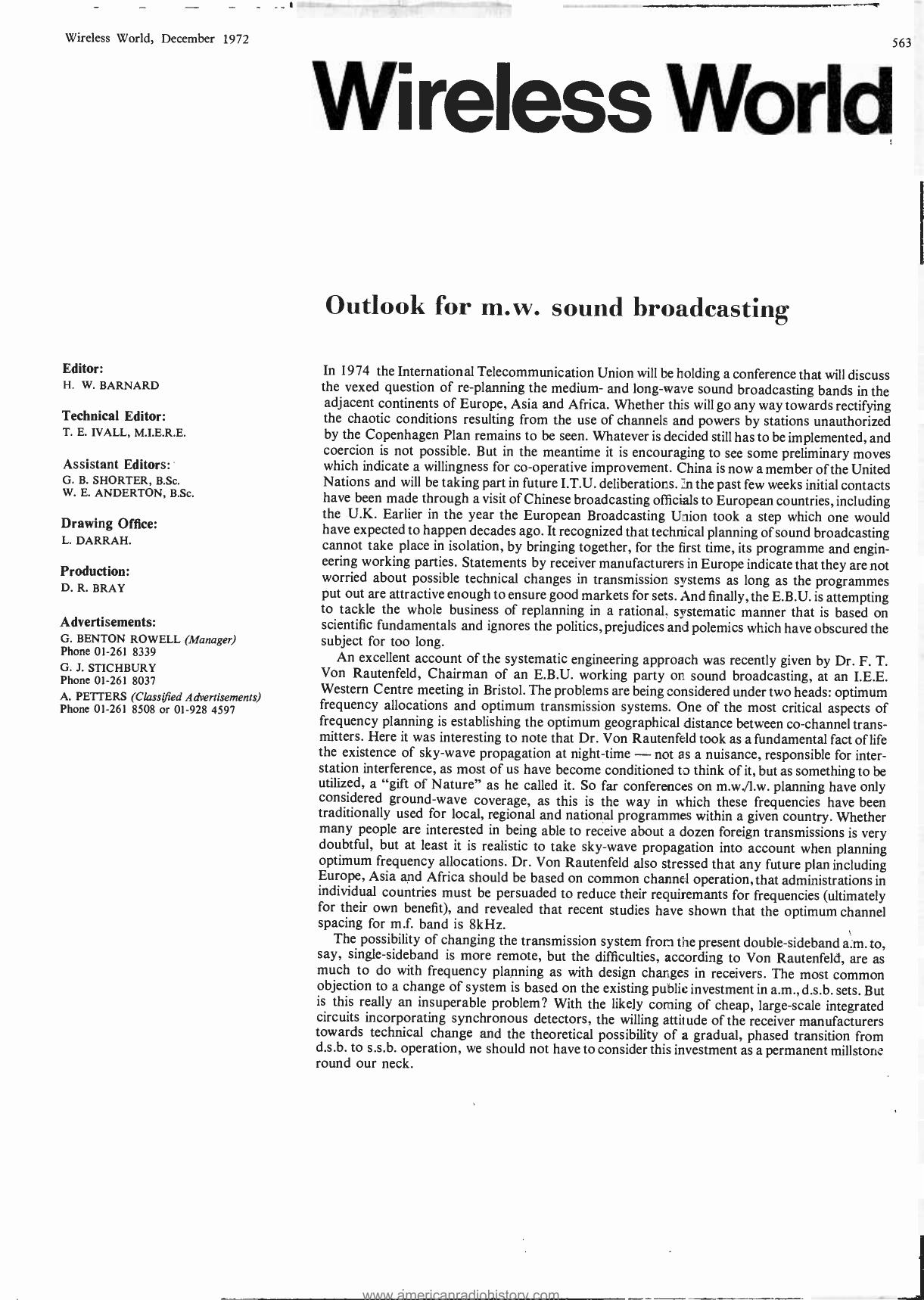 Wireless World - American Radio History | manualzz com